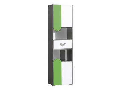 FOMA F3 polcos szekrény
