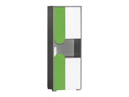 FOMA F4 polcos szekrény