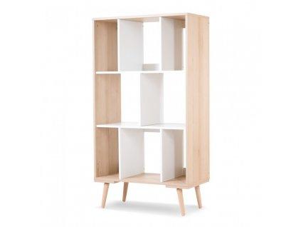 KLUPS Sofia polcos szekrény