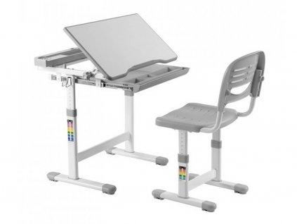 Kantare növekvő íróasztal és szék