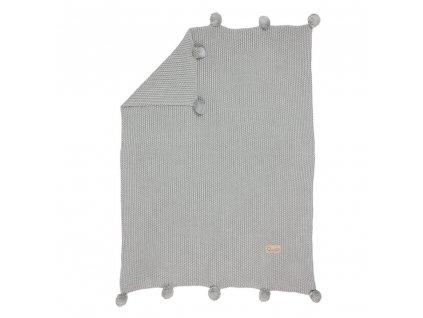 Gyermek kötött takaró Albero Mio 80x100