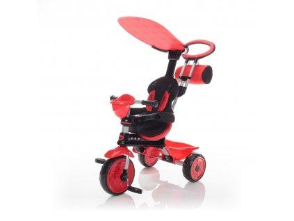ZOPA tricikli ZooGo - piros