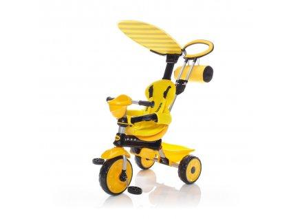 ZOPA tricikli ZooGo - sárga