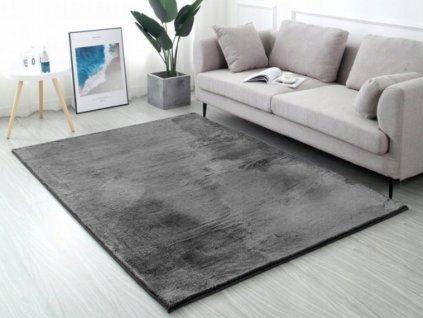 Rabbit dark grey szőnyeg
