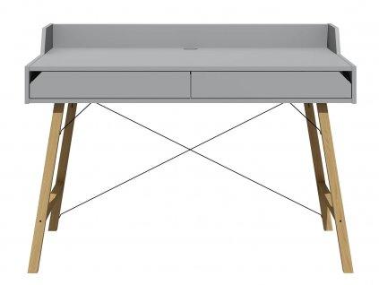 JULKO íróasztal - szürke