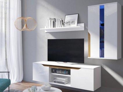 LANI 2 nappali szekrénysor