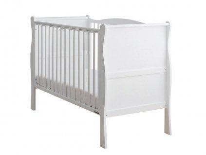 2az1-ben Noble Cot Bed kiságy 140x70