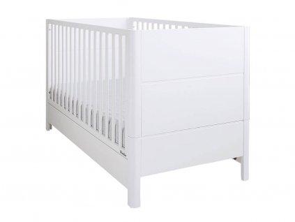 2az1-ben Smooth Cot Bed kiságy 140x70