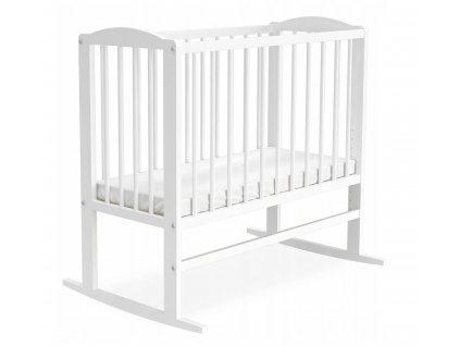 TALI 3in1 kiságy 90x40 - fehér