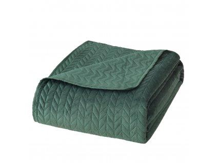 MOXIE bársonyos steppelt ágytakaró