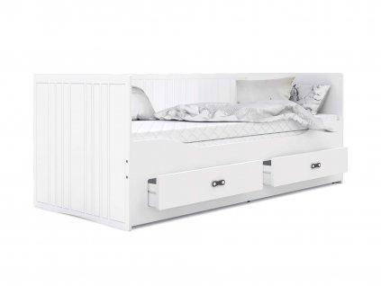 HERMES II szétnyitható ágy 80x200