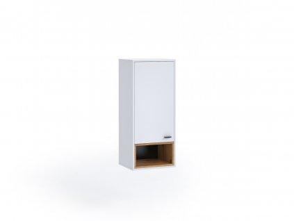 CORA fali szekrény - fehér