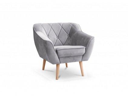 DEANA fotel - szürke
