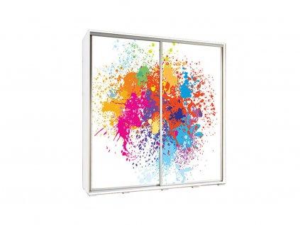 ART I 205 modern szekrény