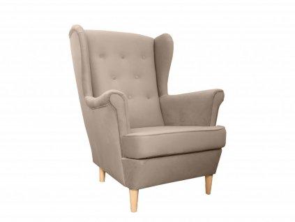 DEANA füles fotel - bézs