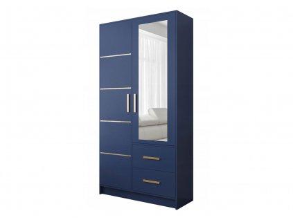 ROBIN 103 ruhásszekrény - kék