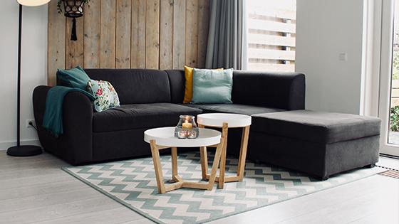 Aký koberec do obývačky? Držte sa týchto 3 pravidiel