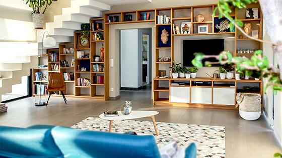 Vstavaný nábytok vs. klasický nábytok: výhody a nevýhody
