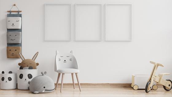 7 tipov ako kreatívne zariadiť detskú izbu