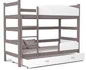 Poschodové postele 190x80