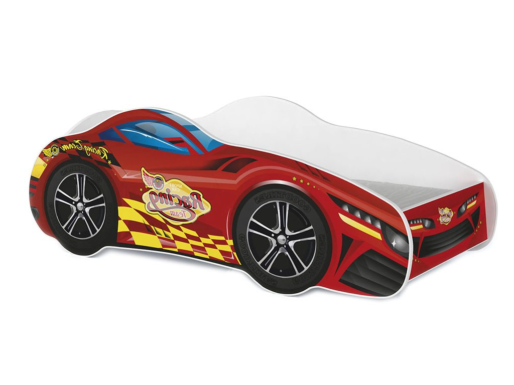 Detská postel Racing Car 01