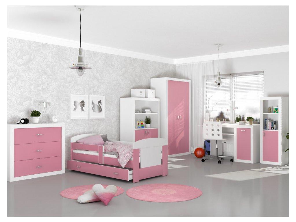 Izba pre dievča Filip COLOR 160x80