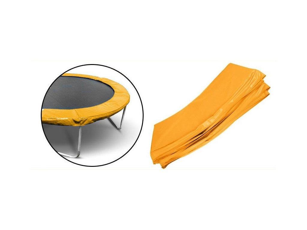 Chránič na pružiny 435 cm, 14 ft - oranžový