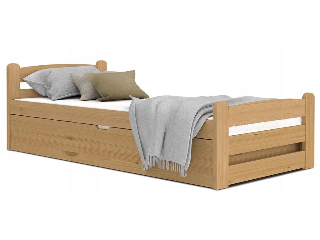 Vyklápacia posteľ Dávid 2 (200x90)