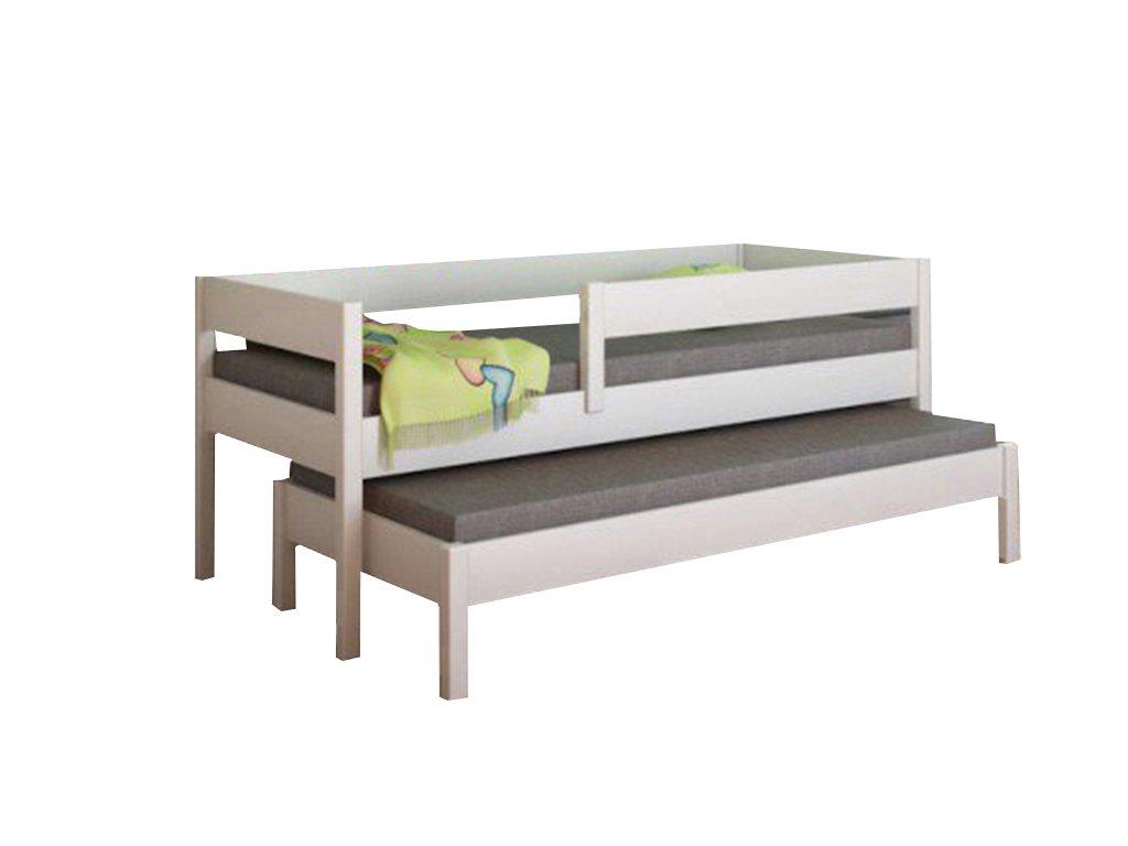 Junior 160x80 posteľ s prístelkou