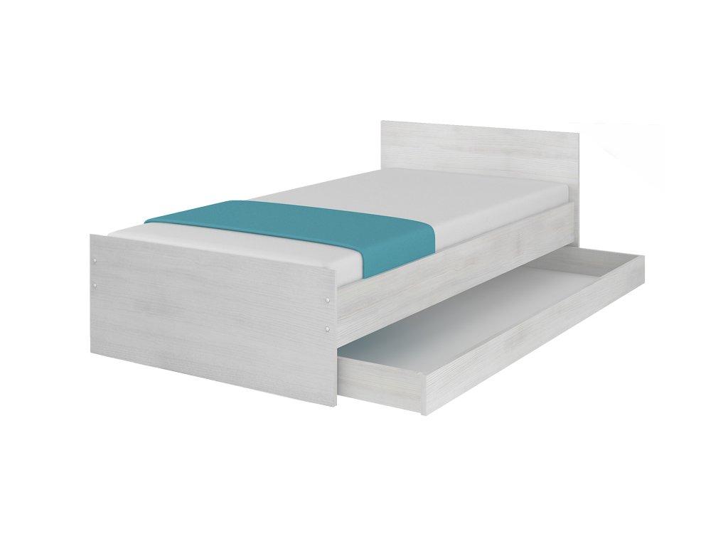 Detská posteľ Max 180x90 - nórska borovica