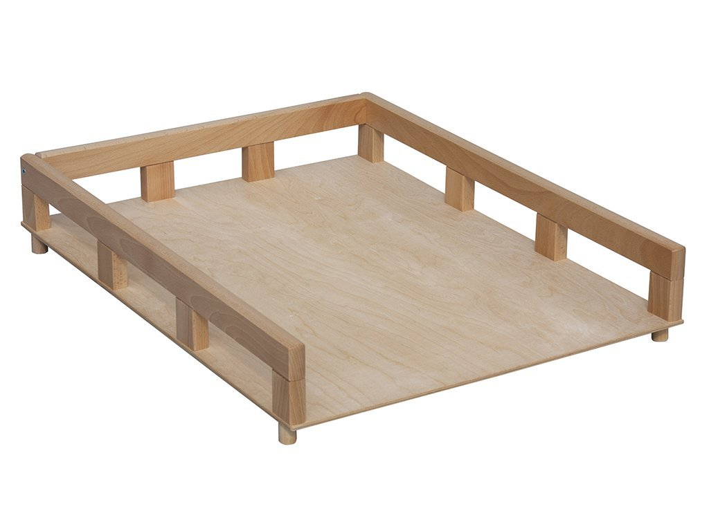 Prebaľovací pult na posteľ Ogy natural (buk)