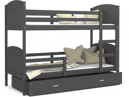 Poschodová posteľ Matúš 2