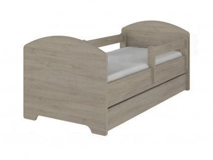 Detská posteľ Oskar 140x70