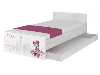 Detská posteľ Disney Max Minnie Paris