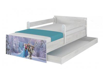 Frozen Disney Max vodopád detská posteľ 160x80