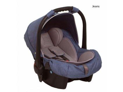 Detské vajíčko - Autosedačka Coto Baby Jeans