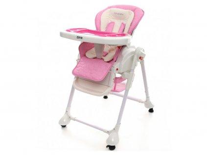 Detská jedálenská stolička Coto baby Zefir