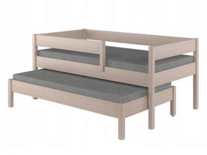 Junior 180x80 rozkladacia posteľ pre deti