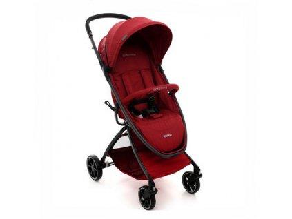 Kočík pre deti Coto Baby Verona Comfort Červený