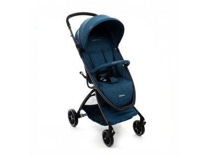 Kočík pre deti Coto Baby Verona Comfort Tyrkysový