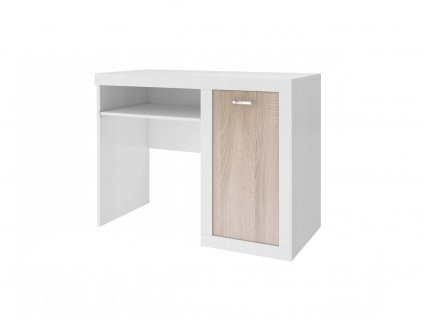 Filip písací stôl - dub sonoma