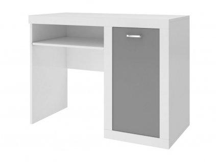 Filip Color písací stôl sivý