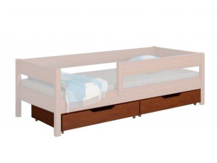 Sada úložných boxov pre posteľ Mix/Diego Pred