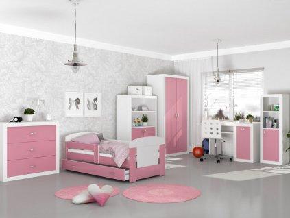 Izba pre dievča Filip COLOR 180x80