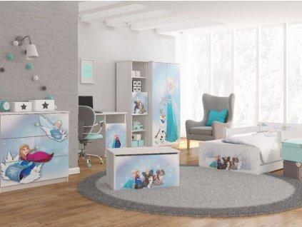 Detská izba Frozen Max X Disney 180x90