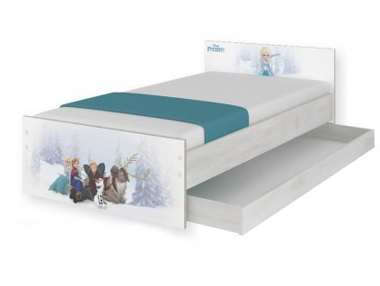 Detská posteľ Disney Frozen Max 160x80 - nórska borovica