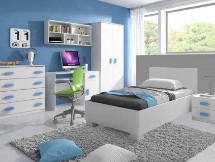 Detská izba LOOP modrá