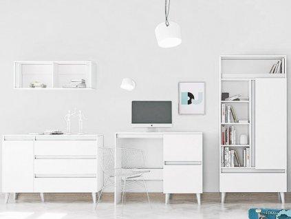 Detská izba TIP 3 - biela