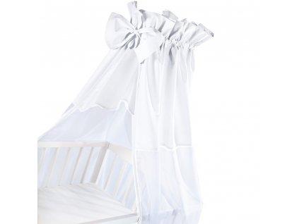 Baldachýn nad posteľ Albero s mašličkou - viac farieb