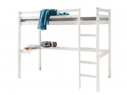 Vyvýšená detská posteľ Aria 200x90
